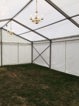 6m Marquee Unlined