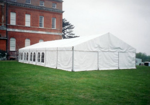 Clandon House Marquee