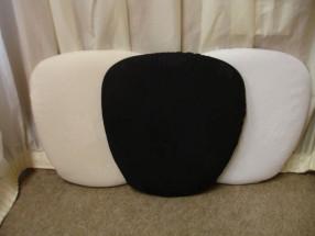 IvoryBlack White Pads