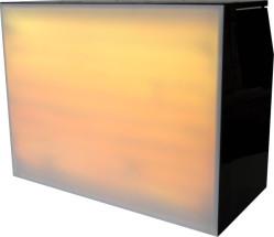 LED Bar Orange