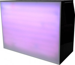 LED Bar Purple