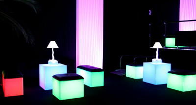 LED Soft Seating 2