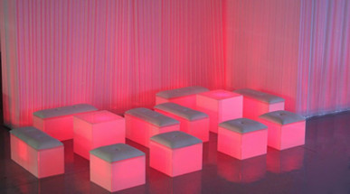 LED Soft Seating