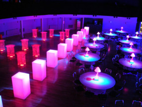 LED Table Mix