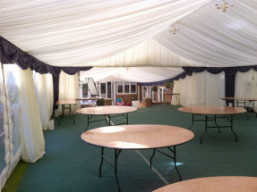 Marquee over 2 levels 2