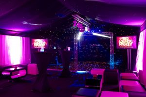 Nightclub Party Marquee Theme