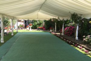 Marquee Summer Garden Party
