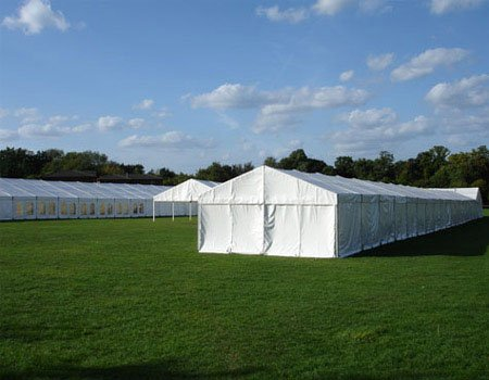 Corporate Marquee in Surrey