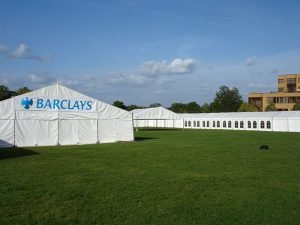 Barclays corporate event