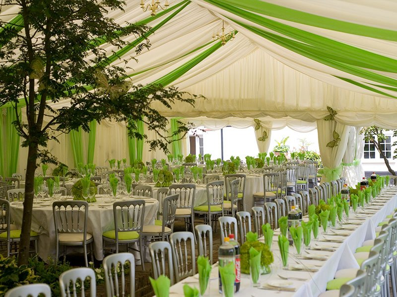 Wedding Marquee in Surrey