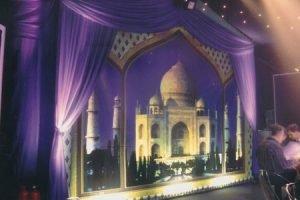 Taj Mahal Theme