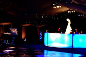 Party Marquee Dance floor