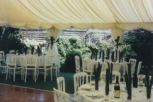 Wedding marquee 2