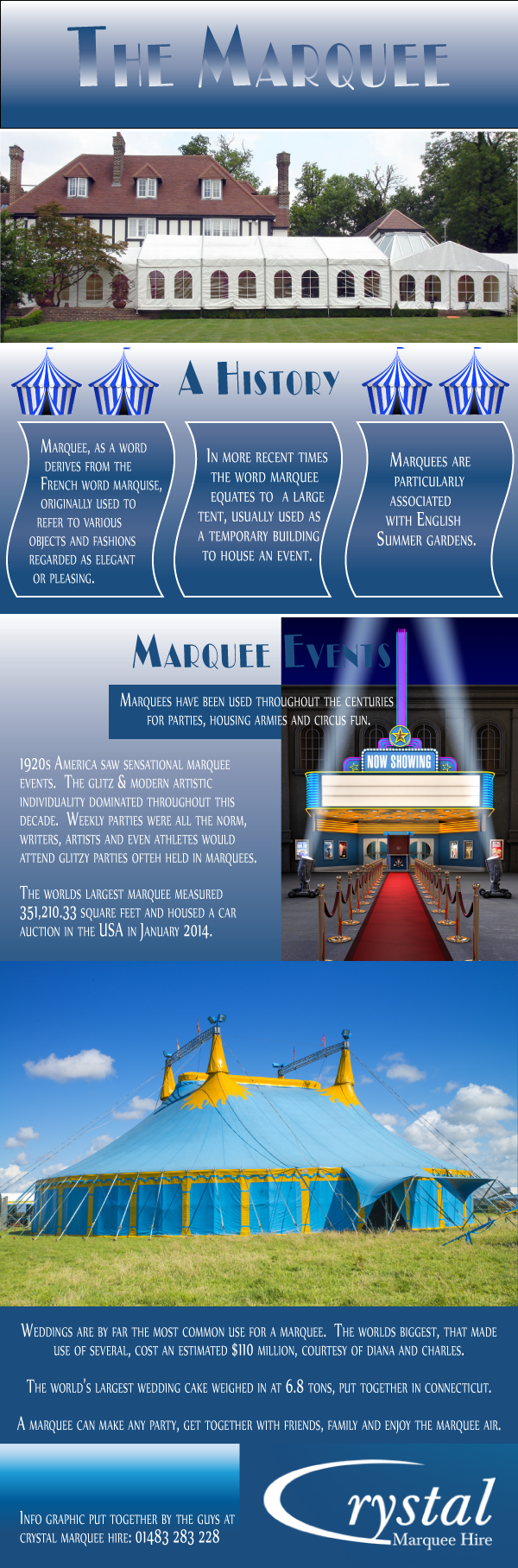 Marquee Infographic