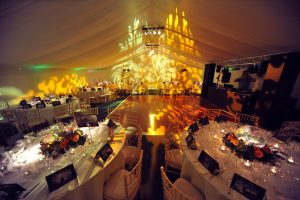 Flat Linings with Gobo