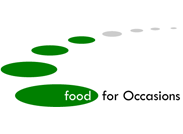 Food for Occasions logo