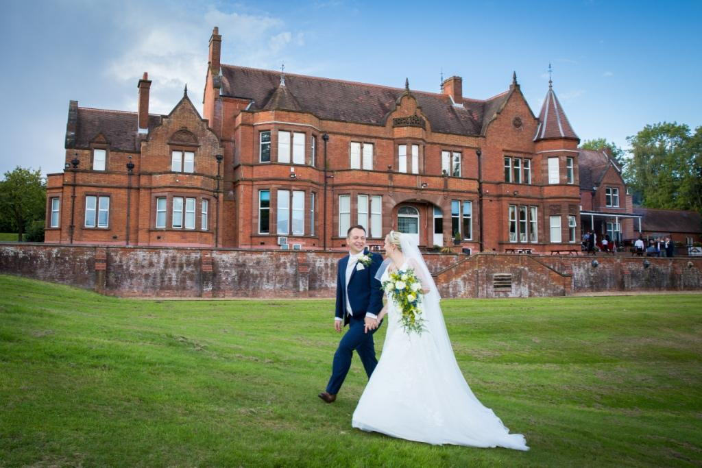 Robert Denhold House Wedding