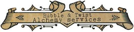 Bubble n Twist Logo