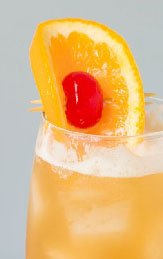 The Classic Rum punch