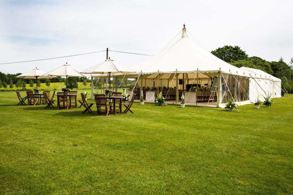 Summer Marquee Party