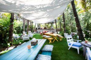 Garden party celebration tips
